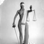 Lady Justice - Model: Marketa